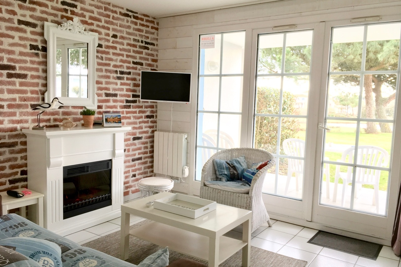 Location appartement Cottage à Port Bourgenay en Vendée
